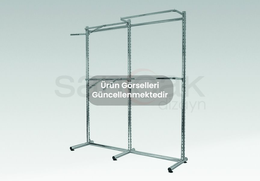 Ahtapot Metal Orta Stand